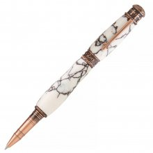 Faith Hope & Love Rollerball Pen Kit - Antique Copper