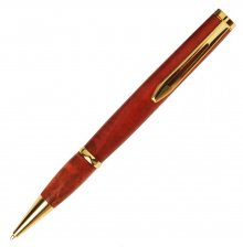 Longwood Twist Pen Kit - 24kt Gold