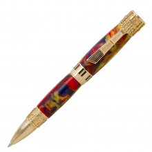 Music Twist Pen Kit - 24KT Gold