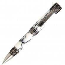 Music Twist Pen Kit - Antique Pewter