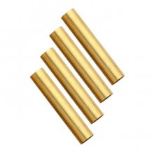 Brass Tube Sets (4 pk) - Crown Jewel
