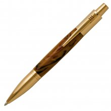 Vesper Click Pen Kit - 24K Gold