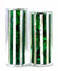 Paua Abalone Shell Pen Blank - Jr. II Series Pen Kits - Green & MOP #2182