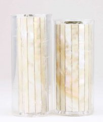 Awabi Shell Pen Blank - Jr. II Series Pen Kits - MOP #2185
