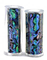 Paua Abalone Shell Pen Blank - Jr. II Series - Natural #2627