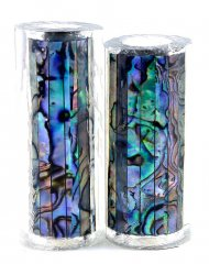 Paua Abalone Shell Pen Blank - Jr. II Series - Natural #2629
