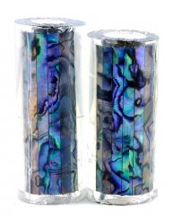 Paua Abalone Shell Pen Blank - Jr. II Series - Natural #2631