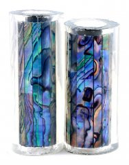 Paua Abalone Shell Pen Blank - Jr. II Series - Natural #2634