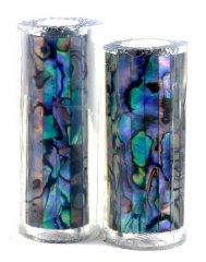 Paua Abalone Shell Pen Blank - Jr. II Series - Natural #2635