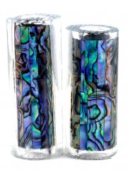 Paua Abalone Shell Pen Blank - Jr. II Series - Natural #2638