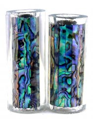 Paua Abalone Shell Pen Blank - Jr. II Series - Natural #2642