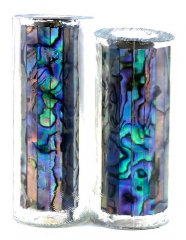 Paua Abalone Shell Pen Blank - Jr. II Series - Natural #2647