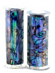 Paua Abalone Shell Pen Blank - Jr. II Series - Natural #2652