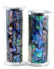 Paua Abalone Shell Pen Blank - Jr. II Series - Natural #2653
