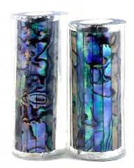 Paua Abalone Shell Pen Blank - Jr. II Series - Natural #2654