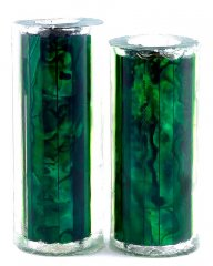 Paua Abalone Shell Pen Blank - Jr. II Series - Emerald #2674