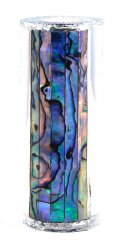 Paua Shell Pen Blank - Natural - Sierra #2748