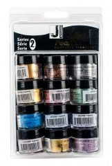 Pearl Ex Powdered Pigments - Series 2 Sampler
