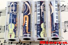 Music Pen Blanks #19 - Sierra Click Pen Kits