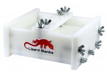 Lizard Blanks Pen Blank Resin Casting Mold with Adjustable Lid