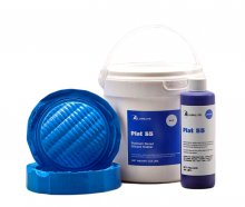 Plat 55 Silicone Mold Making Rubber - 5 lb Kit