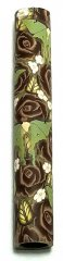 Melanie's PC Pen Blank - Chocolate Roses and Luna Moths - Zen Pen Kits