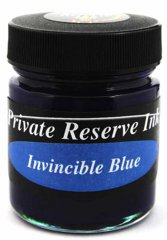 Private Reserve Bottled Ink 66ml - Invincible Blue
