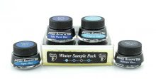 Private Reserve Bottled Ink - Winter Sample Pack (4 Bottles)