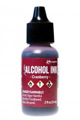 Ranger Tim Holtz Alcohol Ink - Cranberry