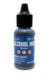 Ranger Tim Holtz Alcohol Ink - Denim