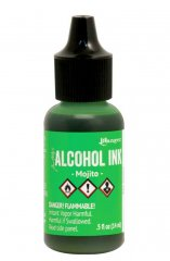 Ranger Tim Holtz Alcohol Ink - Mojito
