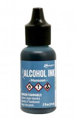 Ranger Tim Holtz Alcohol Ink - Monsoon