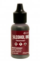Ranger Tim Holtz Alcohol Ink - Rosewood