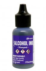 Ranger Tim Holtz Alcohol Ink .5 oz - Vineyard