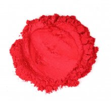 Mica Powder Pigment - Red Apple