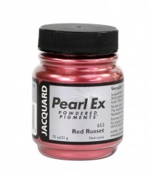 Pearl Ex Powdered Pigments - Red Russet