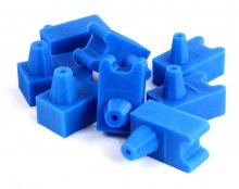 Silicone Replacement Stoppers - Label Casting Mold