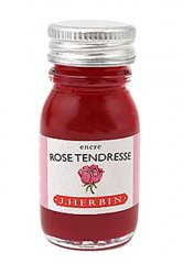 Rose Tendresse J. Herbin Bottled Ink - Mini (10ml)