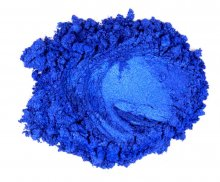 Mica Powder Pigment - Royalty Blue