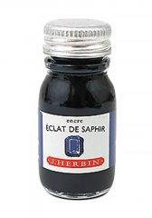 Eclat De Saphir J. Herbin Bottled Ink - Mini (10ml)