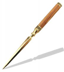 Sculptured 24kt Gold Letter Opener Kit