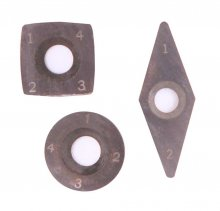 Set of 3 Replacement Cutters for Ultra Carbide Chisel