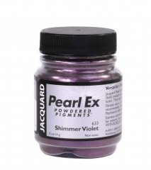 Pearl Ex Powdered Pigments .50 oz - Shimmer Violet