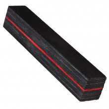 SpectraPly Pen Blank - #333 Thin Red Line