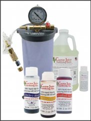 "Cactus Juice Stabilizing Starter Set System - 4 x 10"" Chamber"