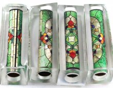 Stained Glass Pen Blanks #08 - Sierra Pen Kits