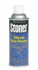 Stoner Silicone Mold Release