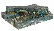 Ocean Wave Jasper Faux-Stone Pen Blanks