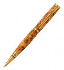 Tec-7 Touch Stylus Ballpoint Pen Kit - Antique Brass