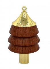 Christmas Tree Ornament Kit - Gold Tree